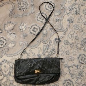 Elliott Luca clutch & crossbody